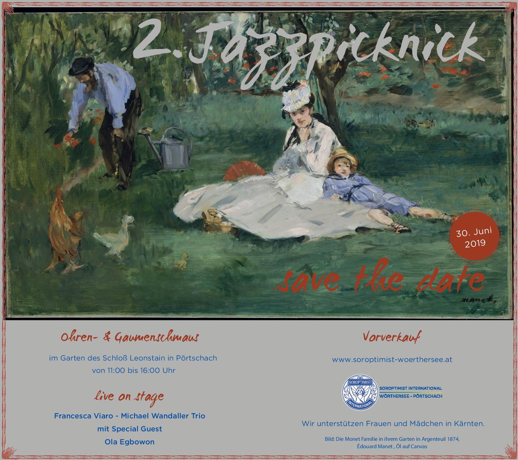 jazzpicknick 2019 si club wörthersee pörtschach